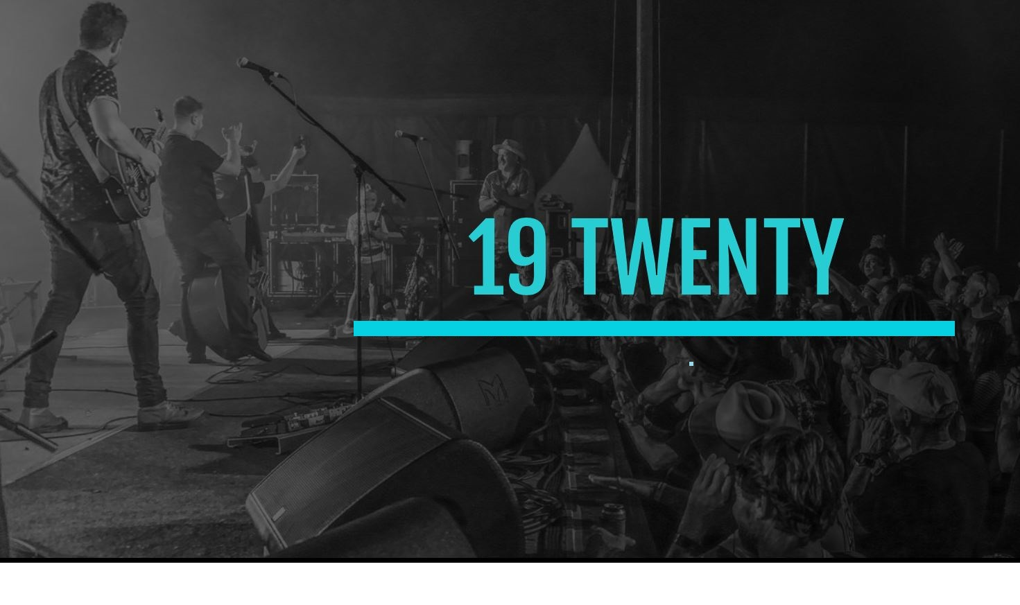 19 Twenty – Saturday Jun 1st (TBC) 7PM